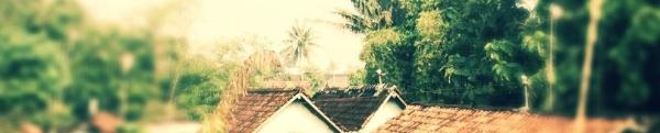 Pagi Hari di Yogyakarta Diambil Menggunakan Kamera iPhone 4S